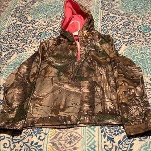 New real tree camo hoodie
